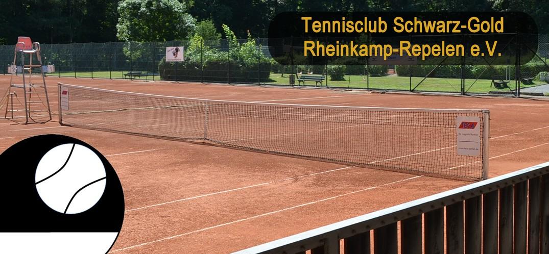 Tennisclub Schwarz-Gold Rheinkamp-Repelen